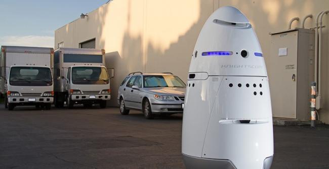 Robot Guardia