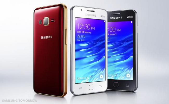 Z1 Samsung Tizen