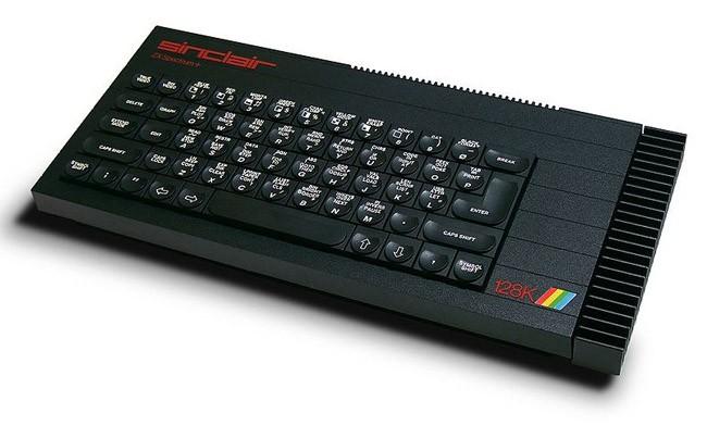 Spectrum 128 ks