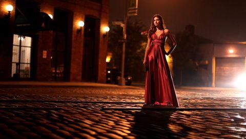 Chica del video de la Canon 5d