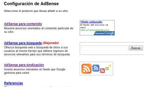Adsense para RSS