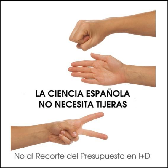 Ciencia tijeras España