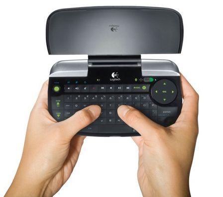 Logitech teclado mini dinovo