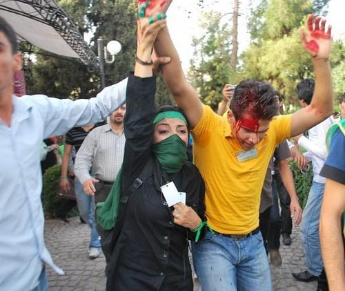 Elecciones Irán