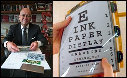 Esquire tinta electrónica