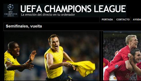 Fútbol en plus.es