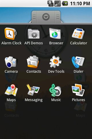 Home Google Android