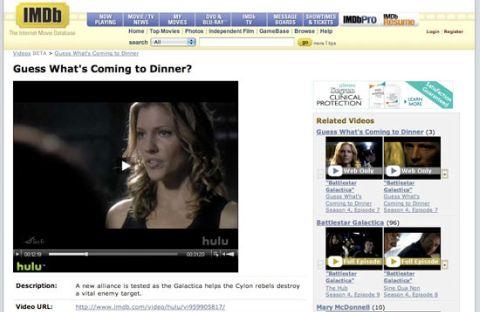 Series en IMDB