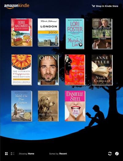 Kindle para iPad