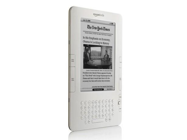 Kindle 2 de frente