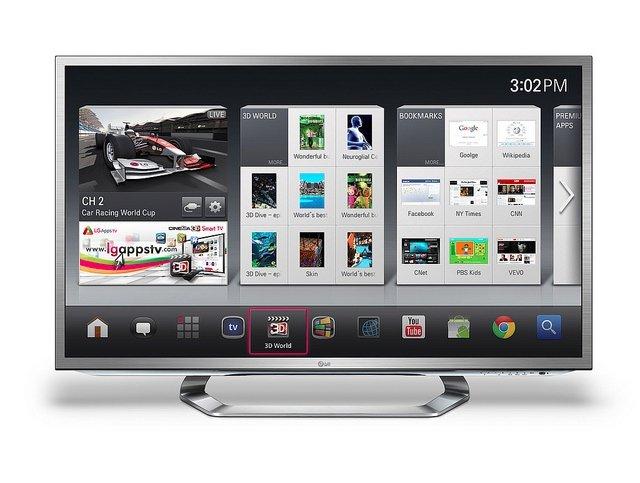 LG con Google TV