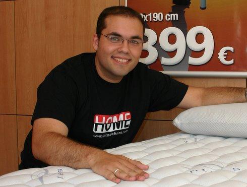Miguel Angel de La tienda Home