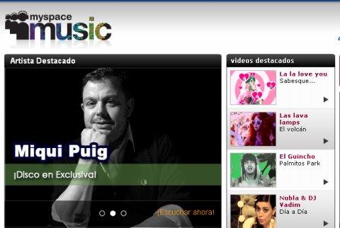 Myspace Miqui