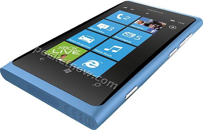 Nokia 800 con Windows