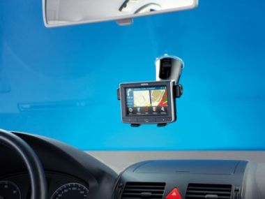 GPS Nokia 500 Auto Navigation