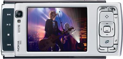 Nokia n95 vídeo