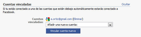 OpenId Facebook