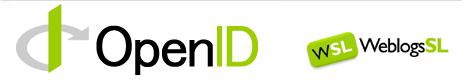OpenID en WeblogsSL