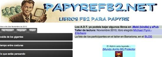 Papyrefb2.net