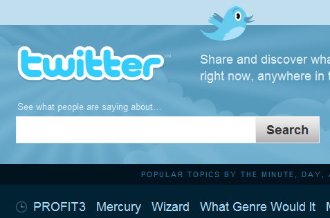 Nueva portada de Twitter