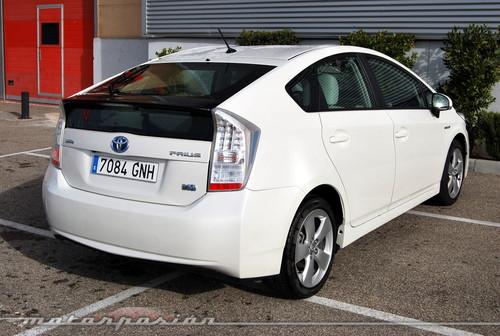 Toyota Prius en motorpasion