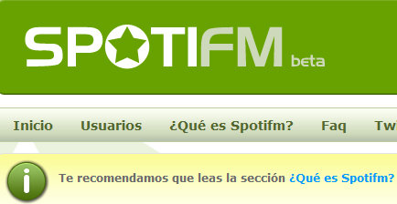 Spotifm