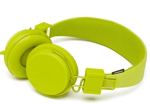 UrbaneArs auriculares verdes
