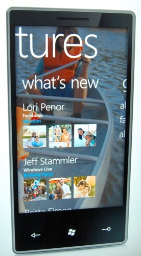 Windows Phone Series 7