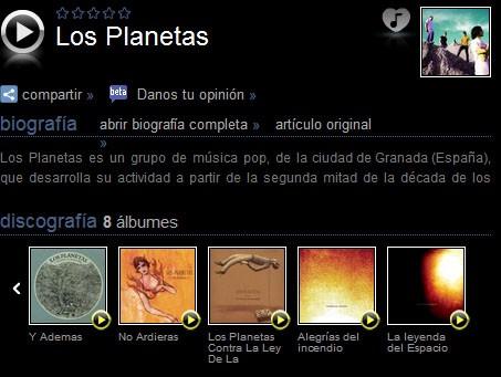Los Planetas Yes.fm