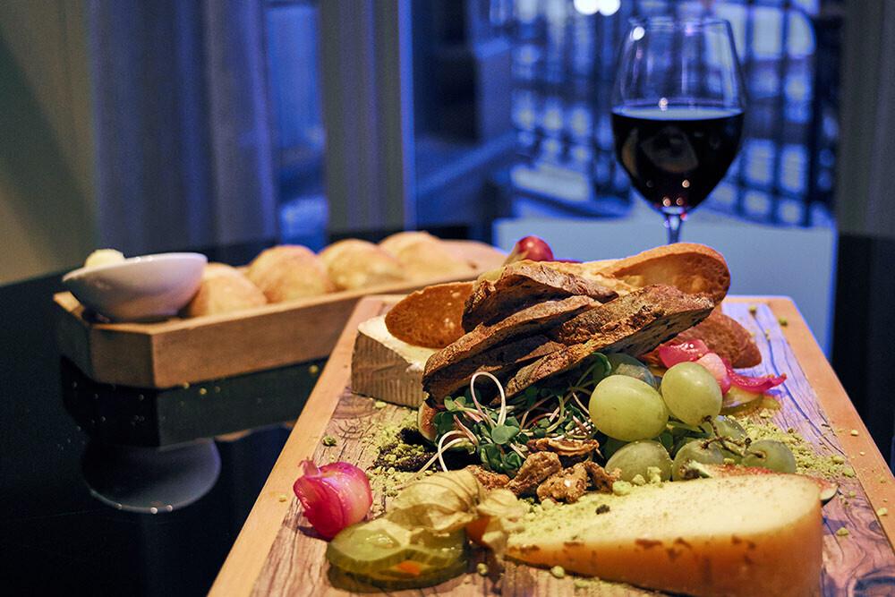 cena con vina albali