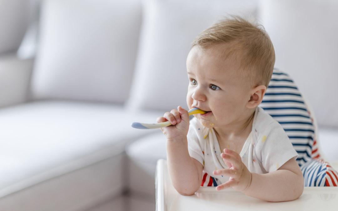 La dieta de tu bebé: ¿qué aporta cada alimento a su desarrollo?