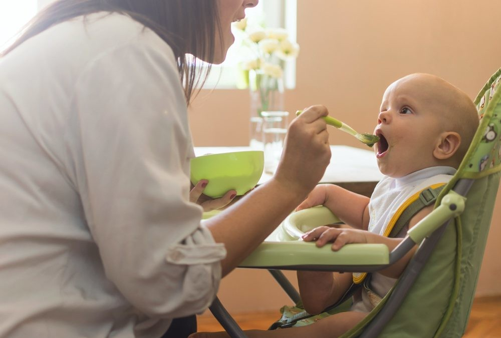 Todo lo que necesitas saber para crear la ración perfecta para tu bebé