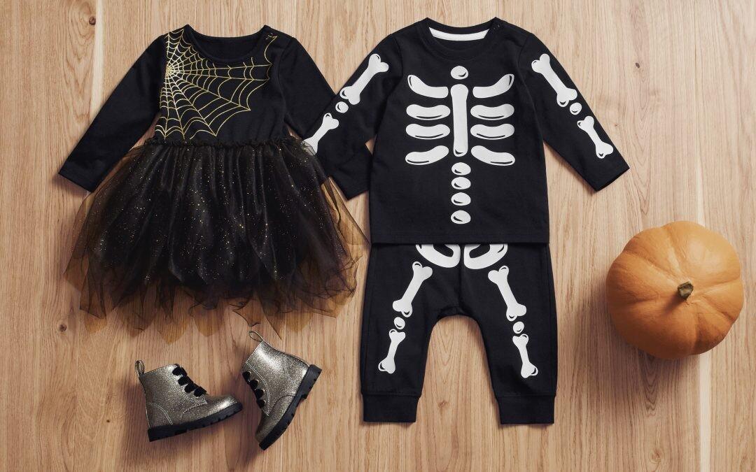 Halloween en casa: disfraces y creatividad para pasarlo de miedo con tu peque