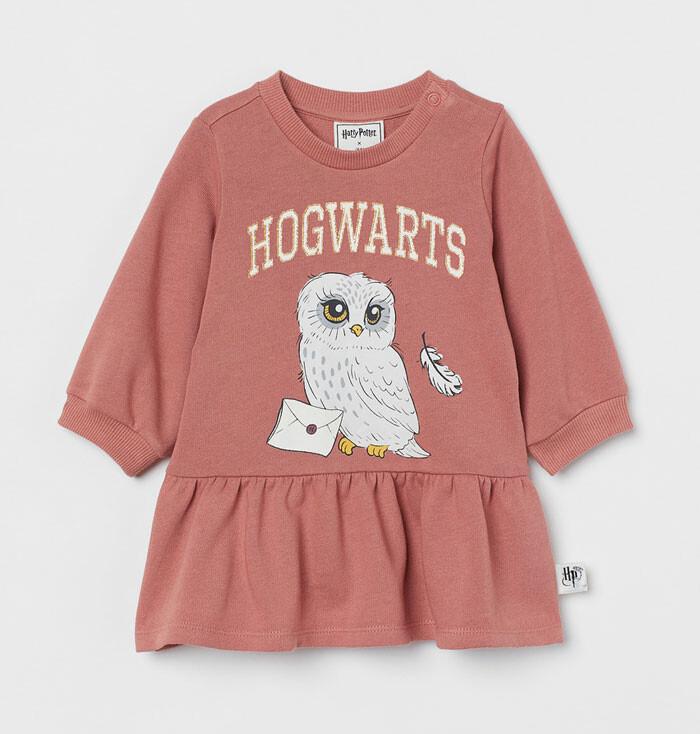 vestido lechuza hogwarts hym nina