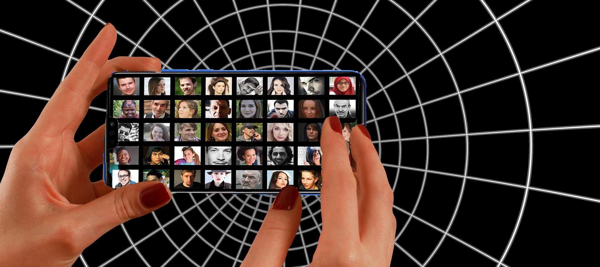 Cómo se está desplegando la realidad aumentada por las redes sociales y para qué te sirve