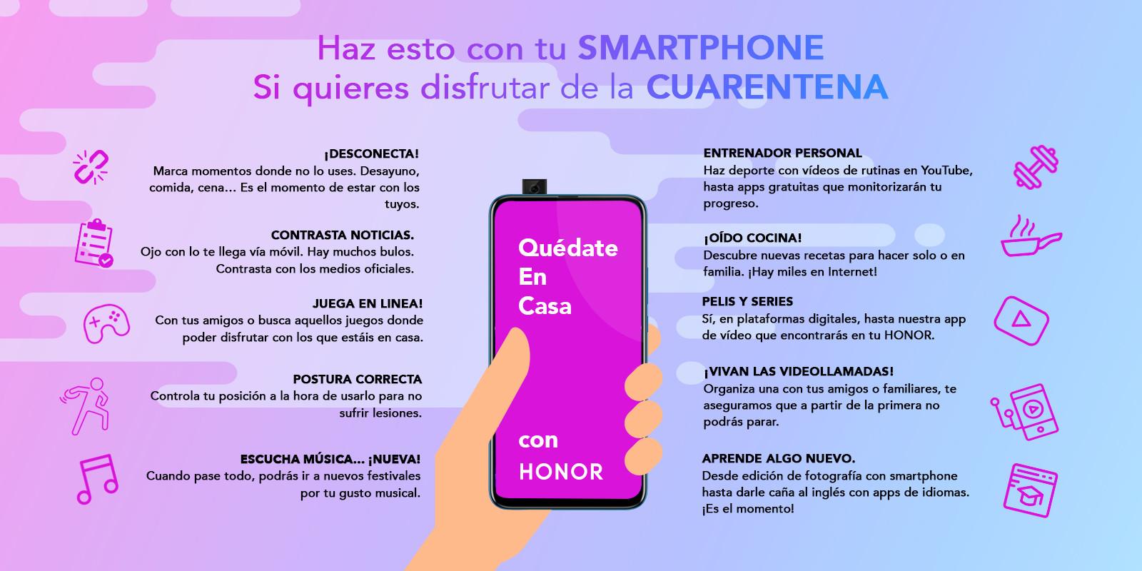 #QuédateEnCasa selección de apps
