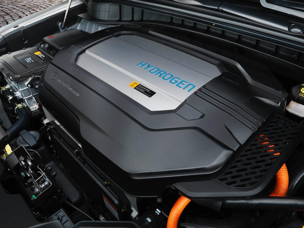 Pila de combustible a hidrógeno