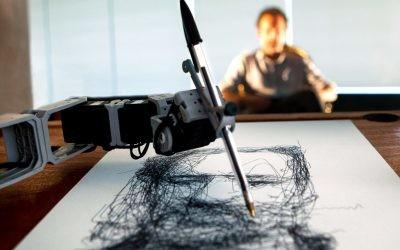 ¿Eres capaz de saber si el artista es una máquina o una persona? Haz la prueba