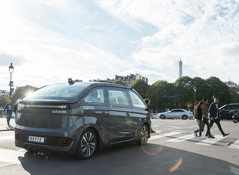 De robots sexuales a coches autónomos: la inteligencia artificial vale para todo