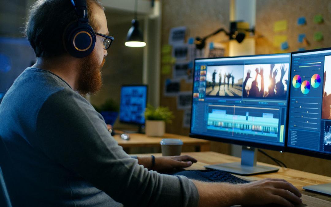 Así es como la inteligencia artificial va a revolucionar la captura y reproducción de vídeo
