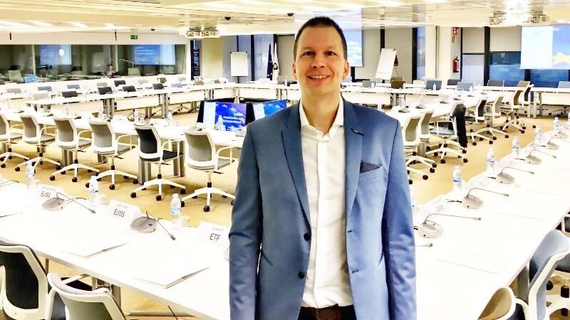 """""""Si no entiendes cómo la inteligencia artificial está cambiando todo, vas a tener problemas"""": Lasse Rouhiainen"""