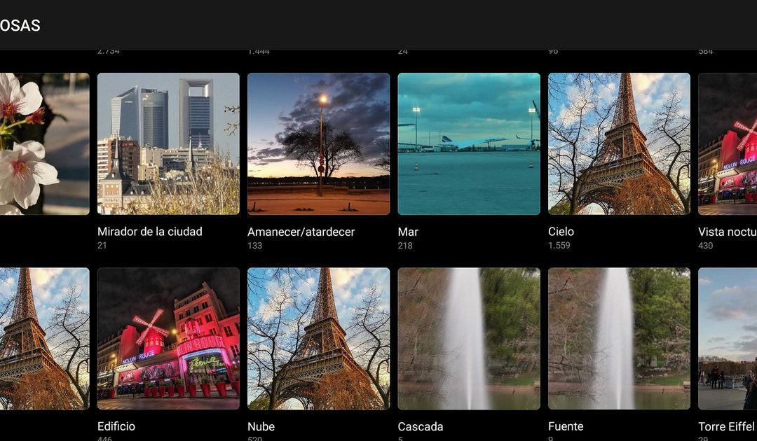 Cinco aplicaciones que organizan tus fotos automáticamente