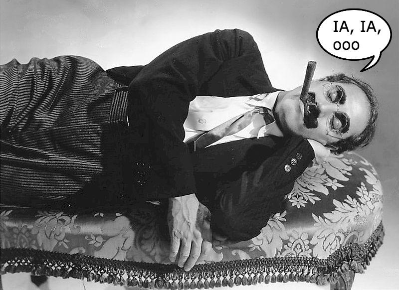 La IA es como Groucho: tiene principios, pero, si no gustan, tiene otros