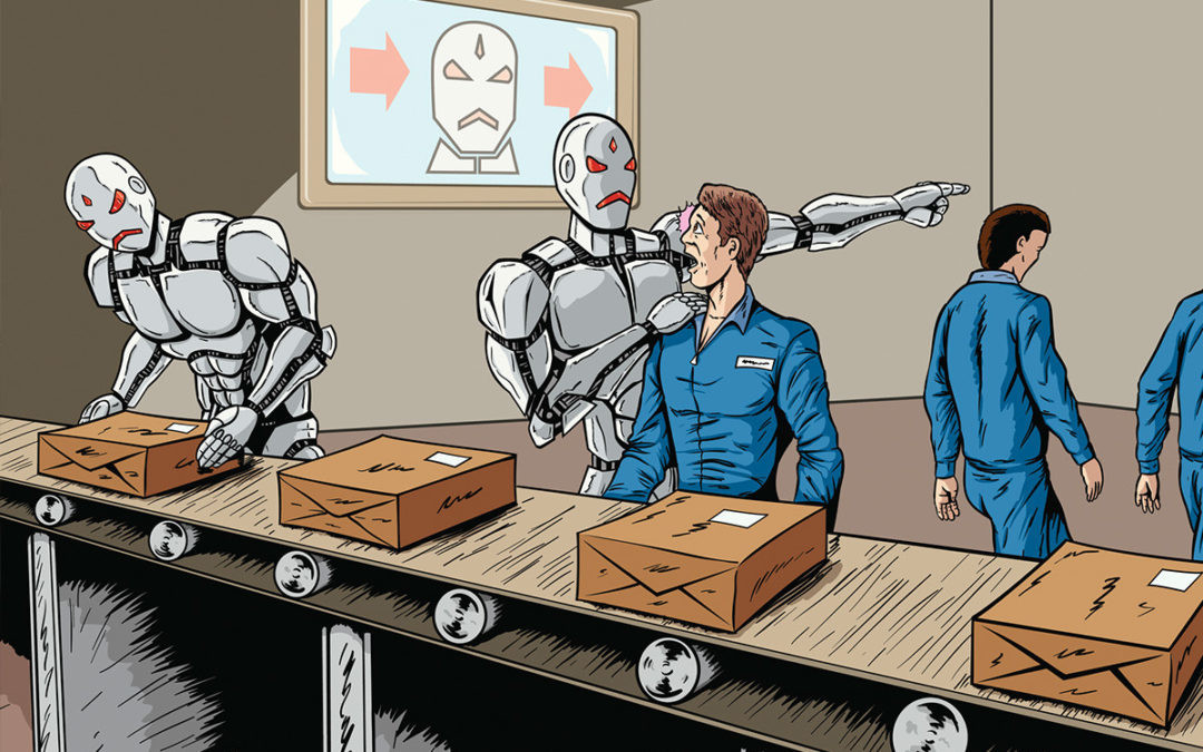 """¿Cómo puedo saber si soy """"automatizable"""" para empezar a reinventarme como profesional?"""