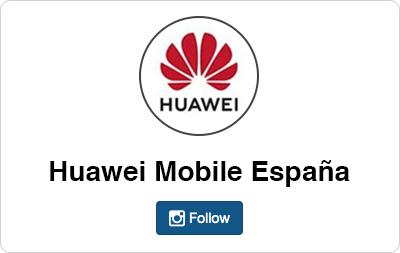 Huawei en Instagram