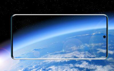 Cómo hacer fotos desde la estratosfera