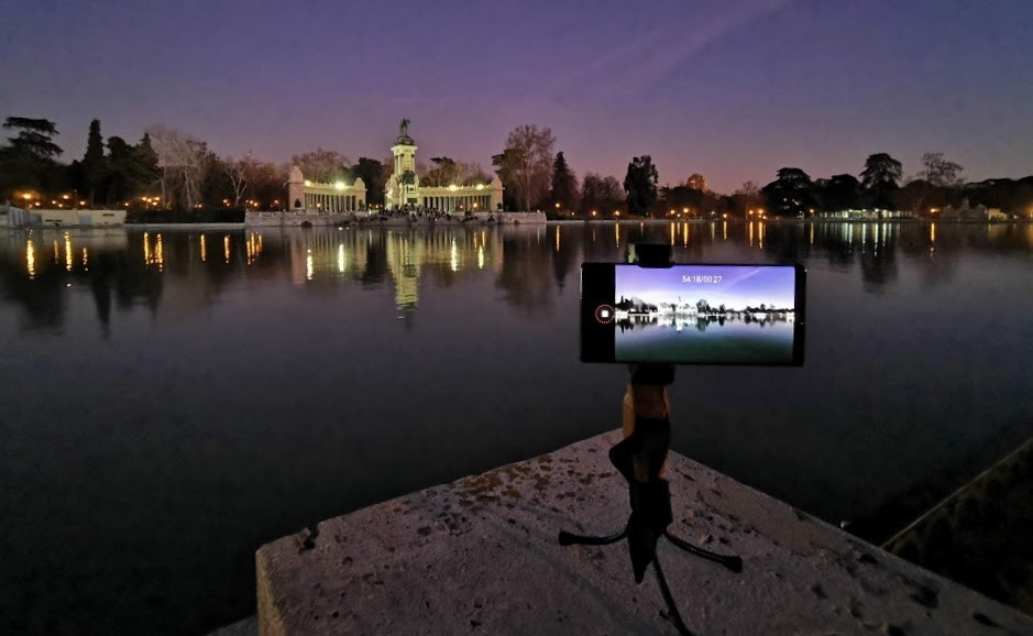 Time-lapse: cómo congelar el tiempo con la IA de tu móvil