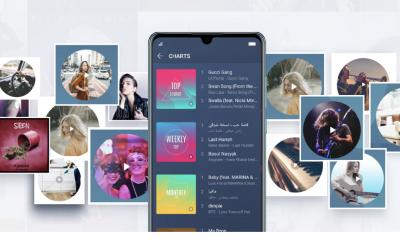 Huawei Music: cómo disfrutar de 50 millones de canciones y aprovechar sus funcionalidades (modos, identificador, tonos…)