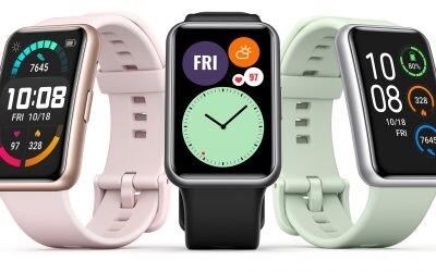 No hay que correr maratones para aprovechar las funciones de Huawei Watch Fit