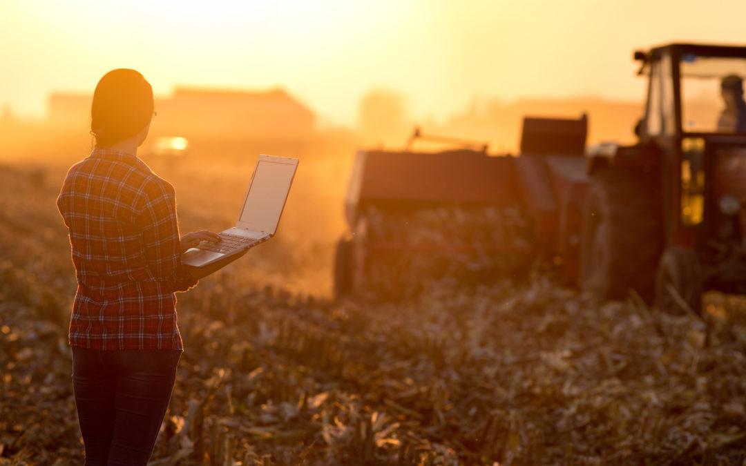 La agricultura planta cara a la climatología: tecnología para controlar hasta la última gota de agua